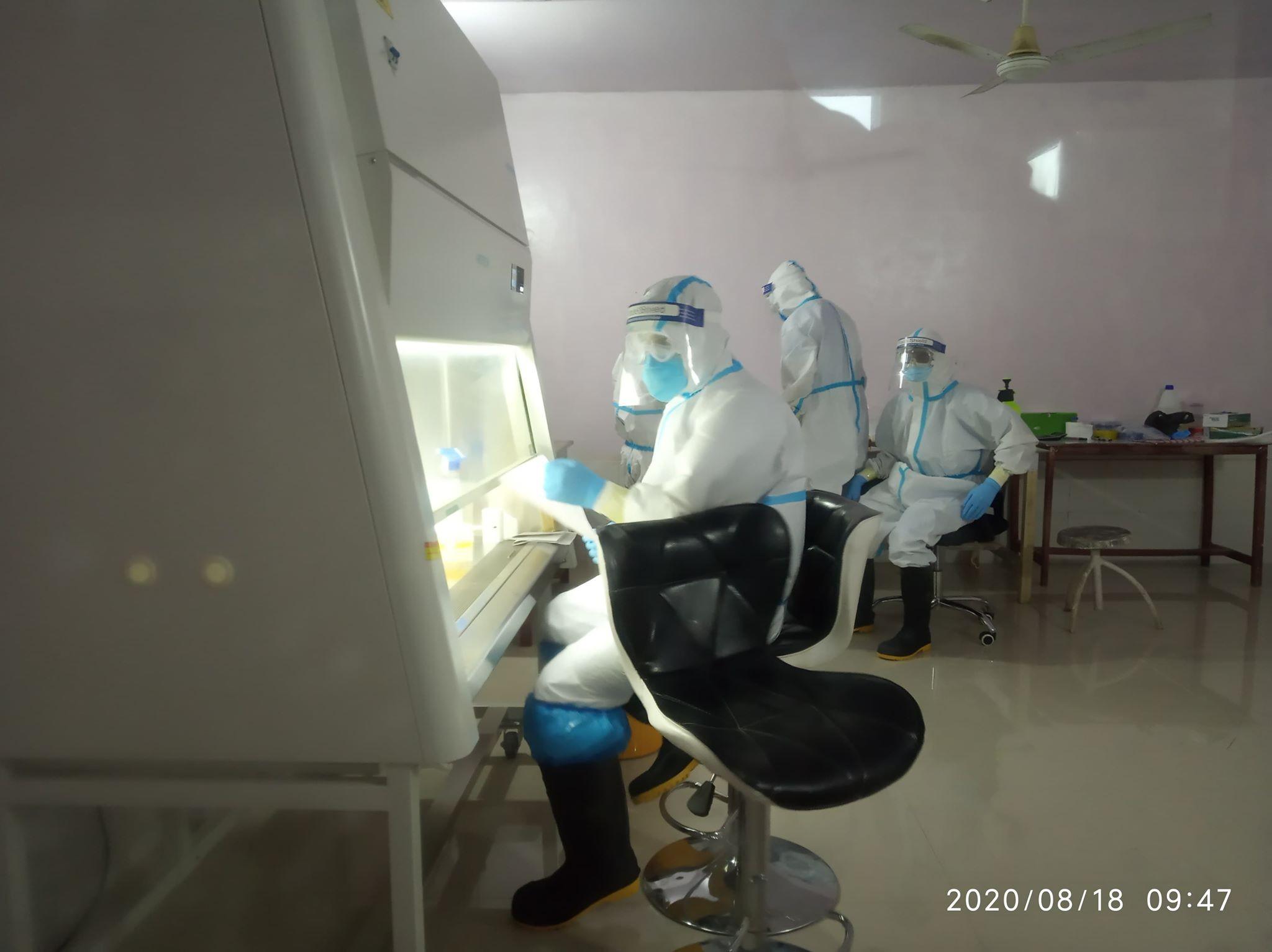 डोटी जिल्लामा थप १८ जना कोरोना संक्रमित पुष्टी