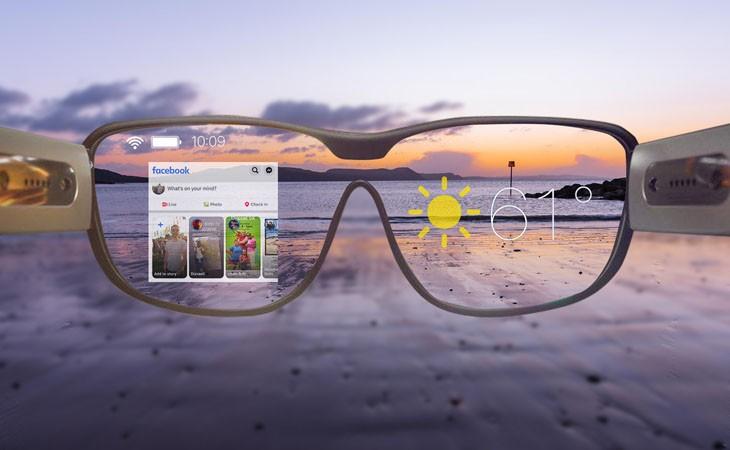 रेबानसँगको सहकार्यमा स्मार्ट ग्लास ल्याउँदै फेसबुक