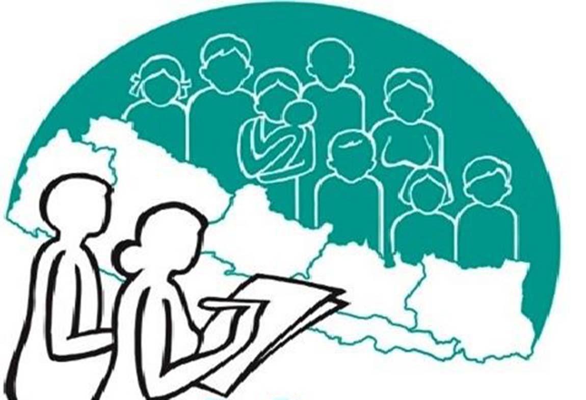 विगतका बर्ष भन्दा परक हुदै १२ औँ जनगणना