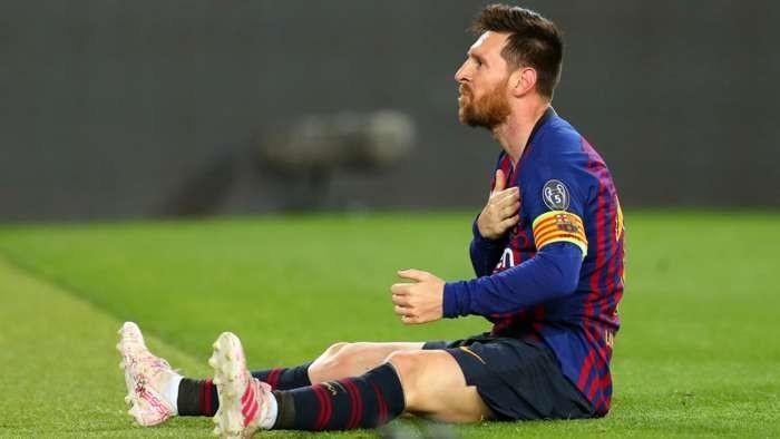 मेस्सीले क्लब छाड्ने बार्सिलोनाको घोषणा